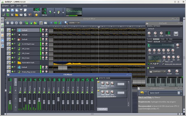 software per creare musica