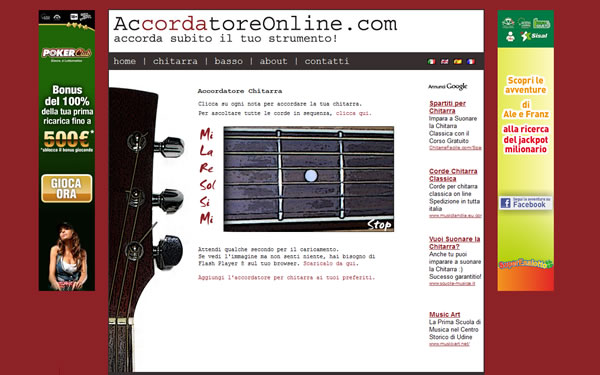 accordatoreonline.com